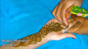 full hand mehndi design 2019 simple and easy front hand