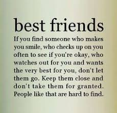 you someone who makes you smile best friend quotes