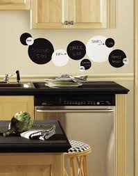 Black And White Chalkboard Dots Peel Stick Wall Decals Walldecals Com