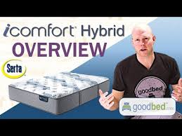 serta ifort hybrid mattress options