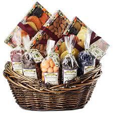gourmet fruit gift baskets