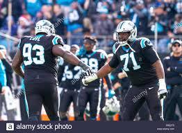 Charlotte, NC, USA. 23rd Dec, 2018. Carolina Panthers defensive ...