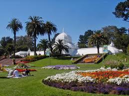 flower gardens in san francisco