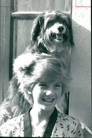 Amazon.com: Vintage photo of Sophie Green and top dog Pippin ...