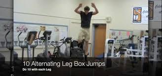 run faster doing plyometric exercises