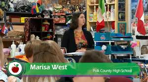 WTVC-TV NewsChannel 9 News - Marisa West: Educator of the Week for November  12th | Facebook