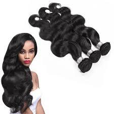 whole ale 8a body weave human hair