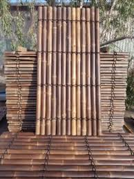 Bamboo Fencing Screening