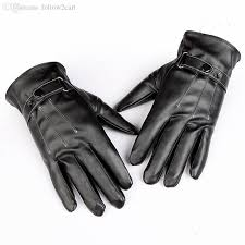 high quality pu leather winter thermal