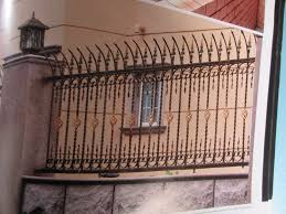 Hench 100 Handmade Forged Custom Designs Decorative Wrought Iron Fence Designs Faster Fencing Trellis Gates Aliexpress