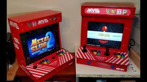 arcade machine with raspberry pi 3