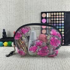 secret clear fl makeup bag