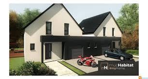 adorable maison accolée par le garage