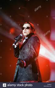 Michael Hutchence lead singer of INXS ...