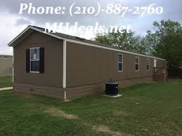 used singlewide manufactured home