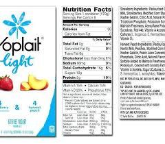 yoplait nutrition facts label ytccio