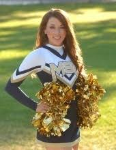 Shelby Johnson - Spirit Squad - Montana State University Athletics