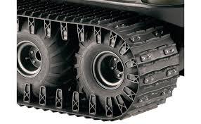 argo 18 rubber tracks 6x6 frontier