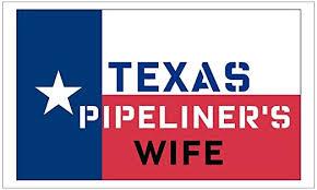 Amazon Com Cafepress Texas Pipeliner S Wife Rectangle Sticker Rectangle Bumper Sticker Car Decal Home Kitchen