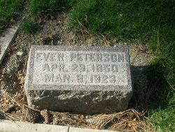 Ever Peterson (1850 - 1923) - Genealogy