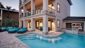 destin vacation al house villa