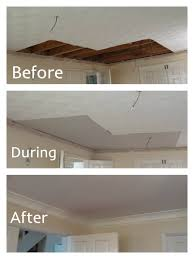 claiming for artex ceiling repairs