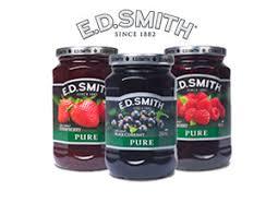 s mixed fruit jams e d smith