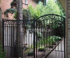 Check Creative Steel Fence Design Ideas For Toronto Property