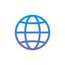 Значок веб-сайта Перейти к веб-значку в модном плоском стиле, изолированном  на белом фоне Символ Интернета Иллюстрация вектора - иллюстрации  насчитывающей компания, email: 157350272