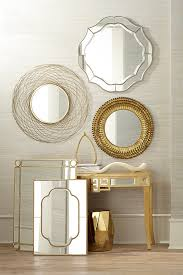 how to decorate with mirrors ideas