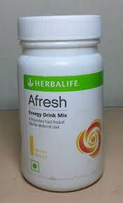 herbalife afresh energy drink reviews