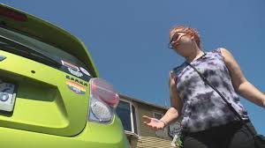 Woman Found Anti Lgbtq Sticker On Her Car Police Reached Out To Help
