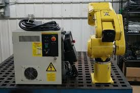 6 axis fanuc robot lr mate 200ib power