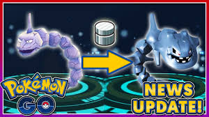 Pokémon GO - GEN 2 NEWS UPDATE: NEW EVOLUTION ITEMS & POKEMON ...