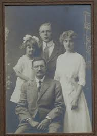 John Strange Harrison and Mariah Louisa Baker