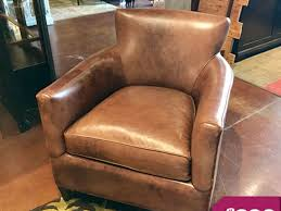 crate barrel leather chair home