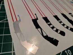 Star Wars Lightsaber Decal Jedi And Sith Car Laptop Vinyl Sticker Us Polybull Com