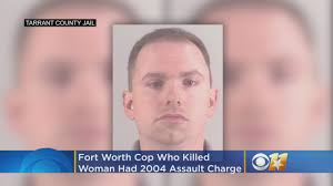 Aaron Dean, Fort Worth Cop Who Shot, Killed Atatiana Jefferson, Had 2004  Assault Charge - YouTube