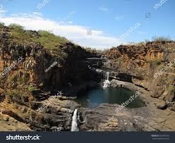 Mitchell Falls Kimberley West Australia Stock Photo (Edit Now) 322375139