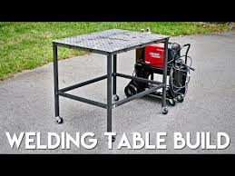 a welding table from weldtables com