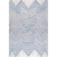 nuloom blue indoor outdoor area rug