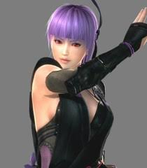 ayane voice dead or alive franchise behind the voice actors