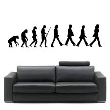 Evolution Of Man The Beatles Wall Decal Music Evolution Mural Art Wall Sticker Band Room Bedroom Living Room Home Decoration Evolution Of Man Art Wall Stickerwall Sticker Aliexpress