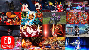 fight games for nintendo switch in 2019