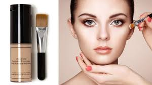 how to apply foundation and concealer