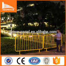 Safety Fence Barrier Road Safety Barricades Iron Construction Site Safety Barrier Buy Construction Safety Barricade Barricade Barriers Product On Alibaba Com
