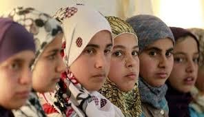 دختران فروشی سوریه