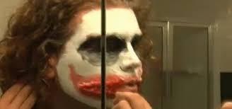 joker makeup from batman