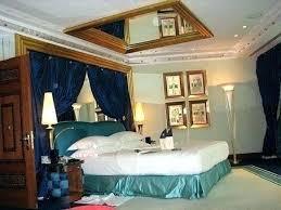 mirror above bed bedroom dresser