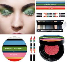 x sonia rykiel makeup collection